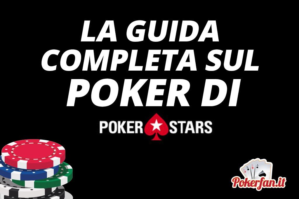 foto guida Pokerstars poker