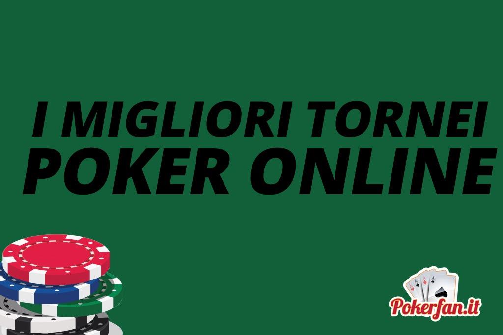 foto tornei poker online