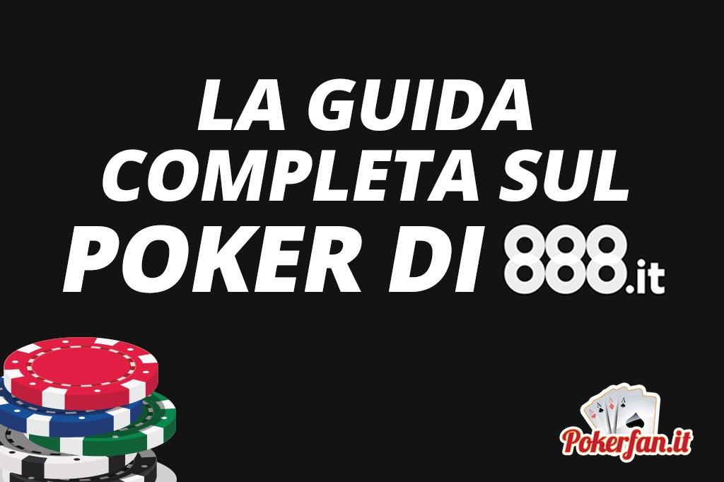 recensione 888 poker