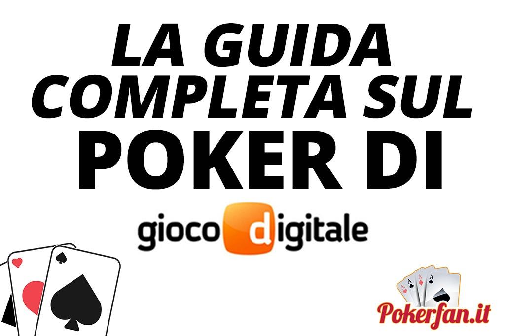 Foto Gioco Digitale Poker