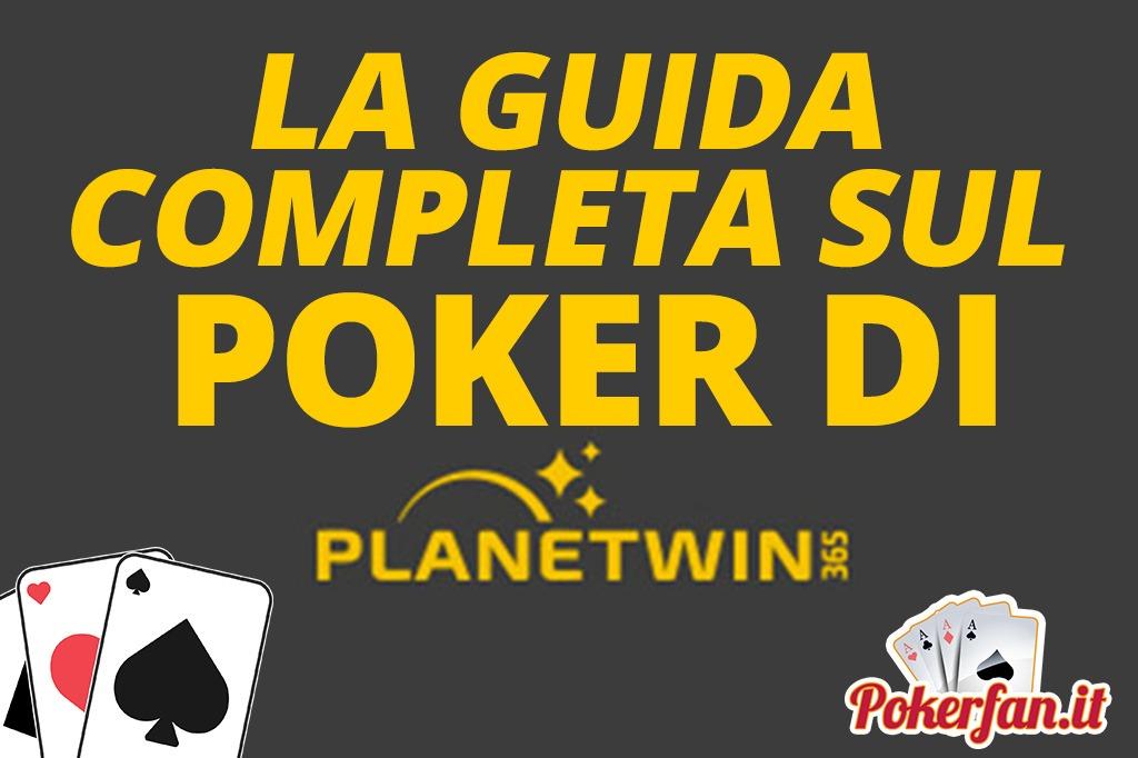 Foto Planetwin365 Poker